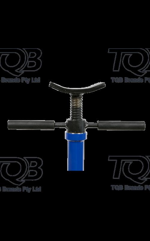 Car jack stands clipart clip art library download TQB Brands Pty Ltd 680kg Underhoist Auxilary Stand Garage and ... clip art library download