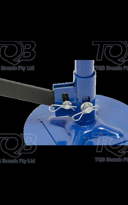 Car jack stands clipart clip TQB Brands Pty Ltd 680kg Underhoist Auxilary Stand Garage and ... clip