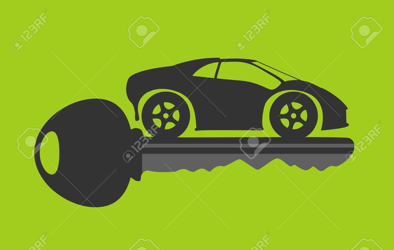 Car loan clipart vector black and white download 1,483 Car Loans Stock Vector Illustration And Royalty Free Car ... vector black and white download