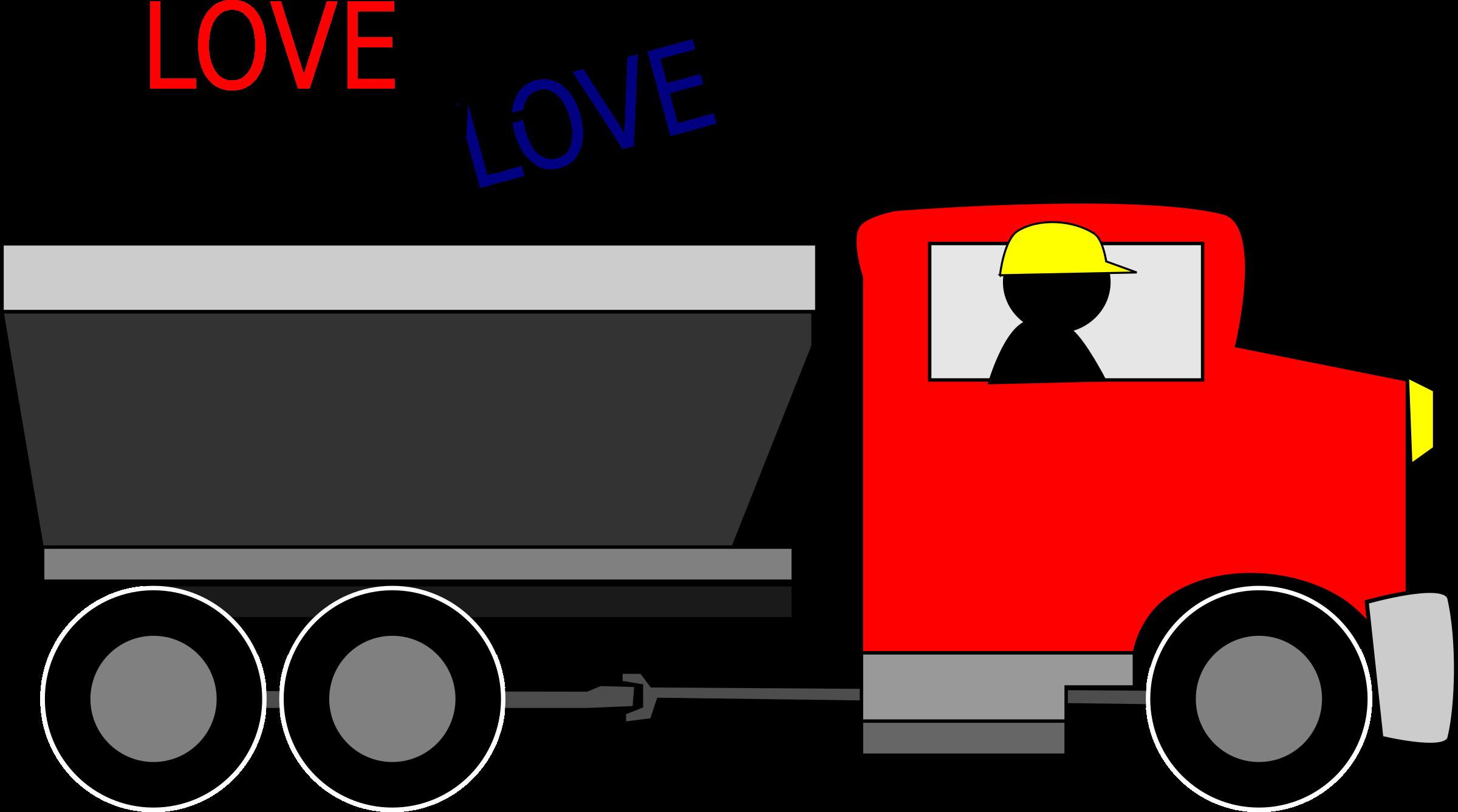 Car love clipart transparent download Clipart - Loads of Love transparent download