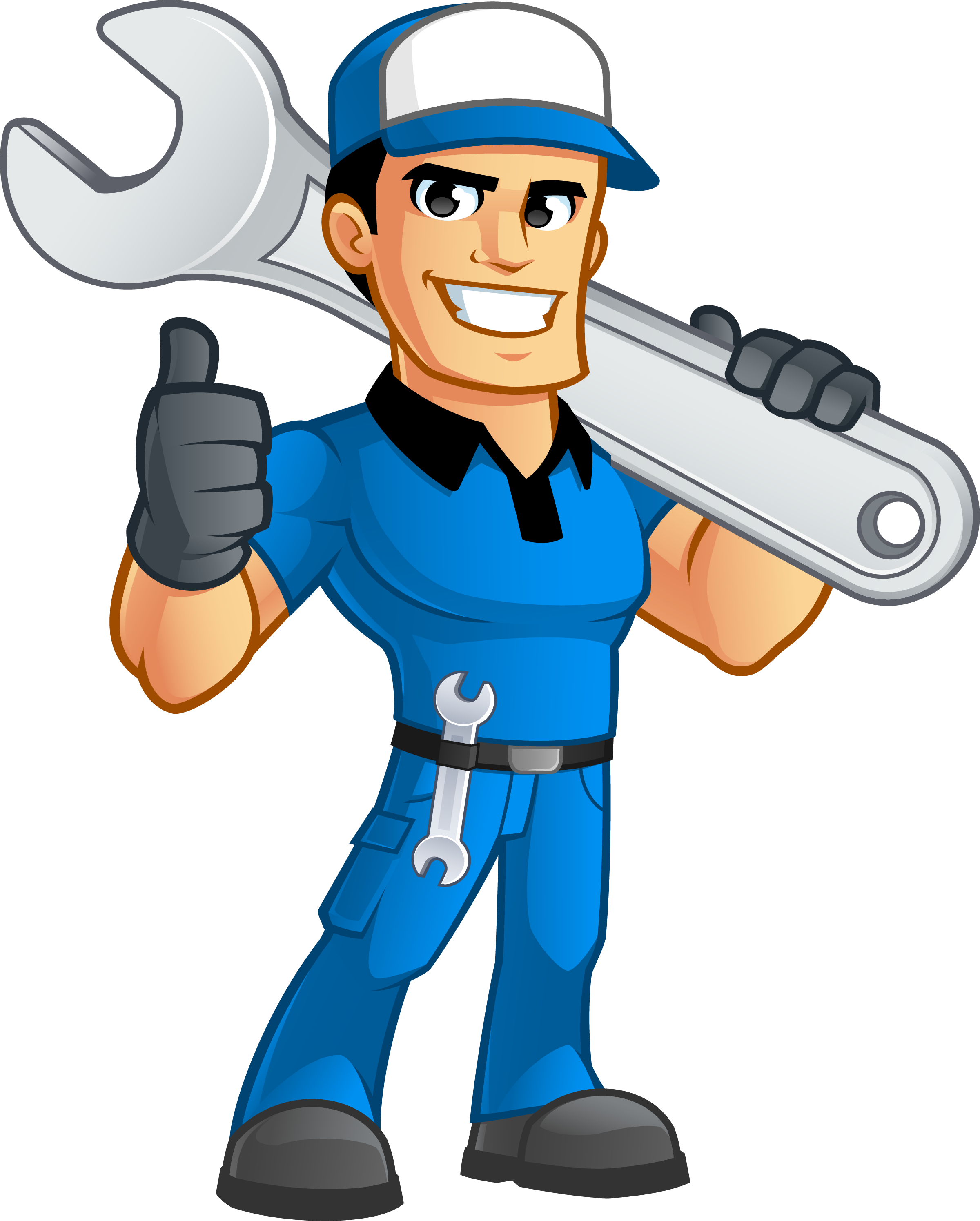 Mechanic working on car clipart clip art Car Auto mechanic Clip art - worker 2400*2990 transprent Png Free ... clip art