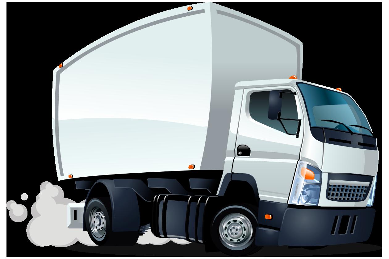 Car moving clipart graphic transparent download Moving delivery truck PNG Clipart - Download free images in PNG graphic transparent download
