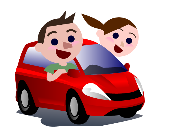 Car on highway clipart clipart library library AccessJ: Renting a Car in Japan clipart library library