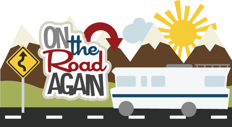 Car on the road clipart stock The road clipart - Clipground stock