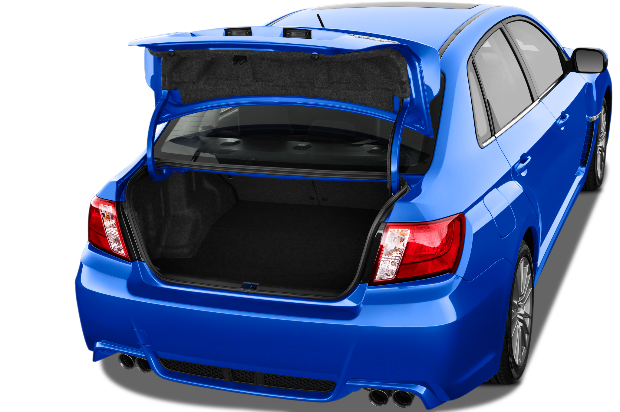 Car open trunk clipart picture royalty free download 2012 Subaru Impreza 2.0i Sport Limited - Editors' Notebook ... picture royalty free download