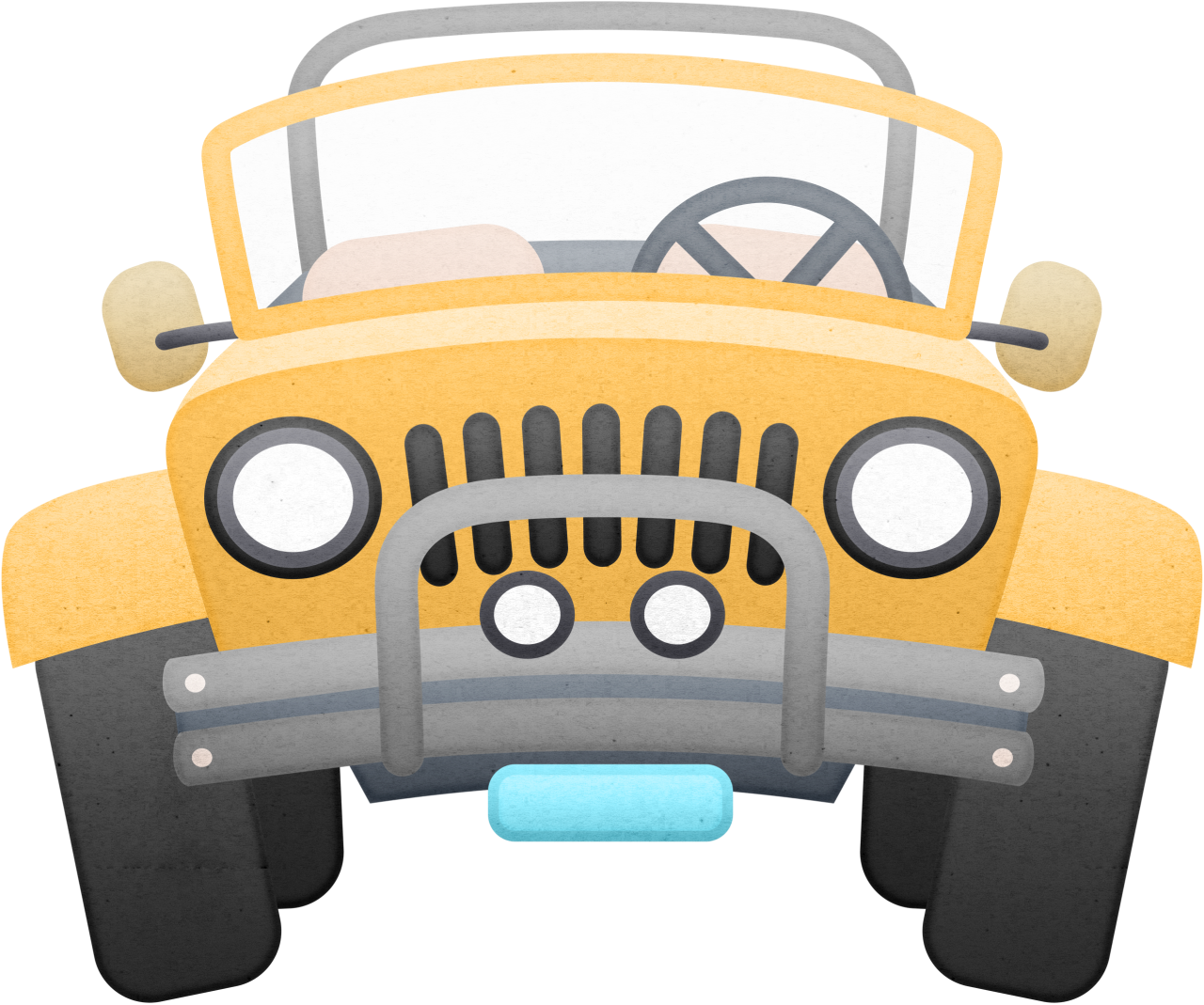 Pixelily_ST_jeep.png | Pinterest | Zoos and Album clip art library