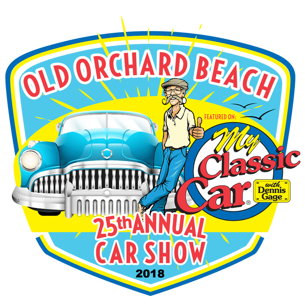 Car parking lot clipart svg royalty free download Old Orchard Beach Car Show svg royalty free download