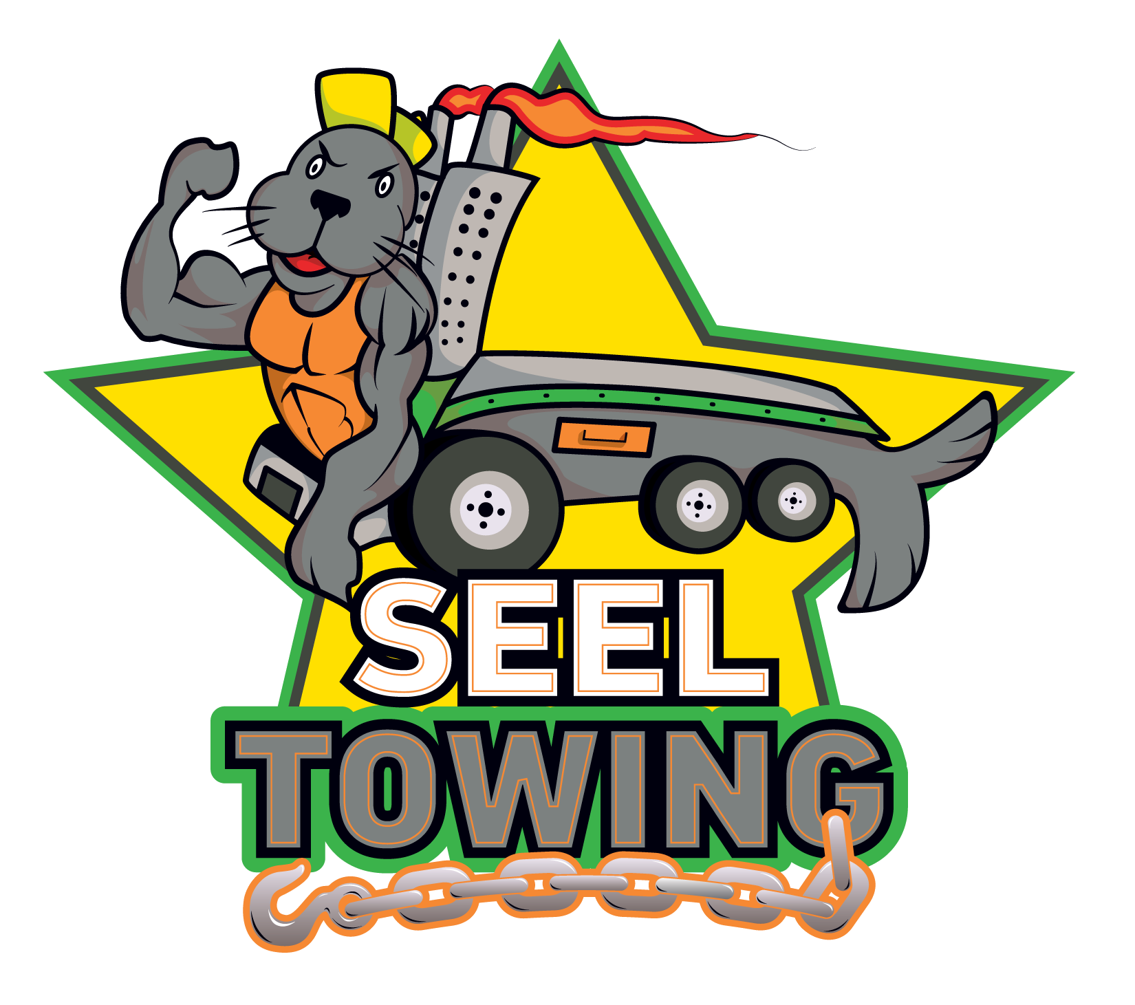 Car parking lot clipart image library stock Calgary Impound Lot Towing | SEEL Towing Calgary image library stock