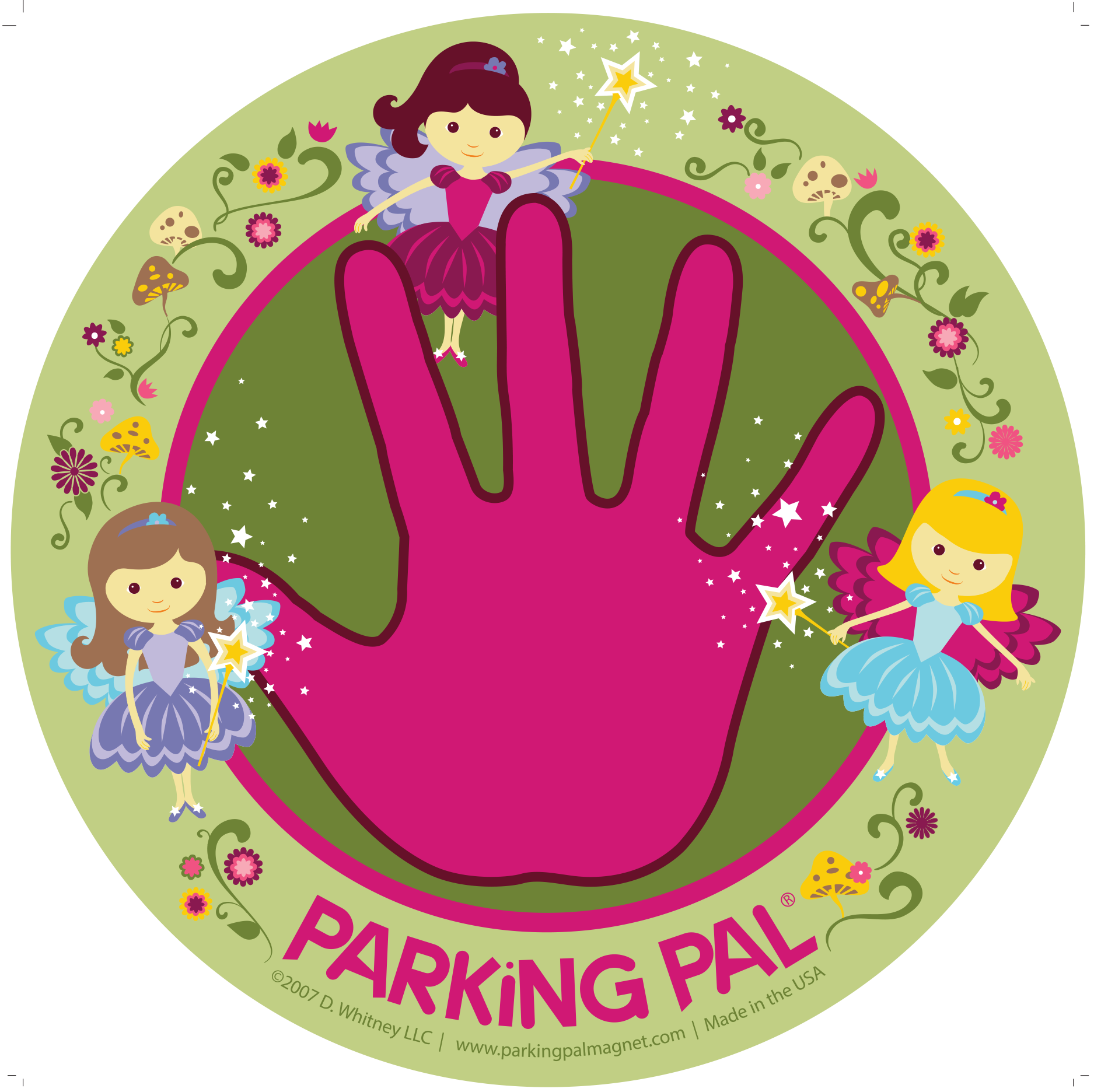 Car parking lot clipart png transparent download Fairy Parking Pal Car Magnet for Parking Lot Safety png transparent download