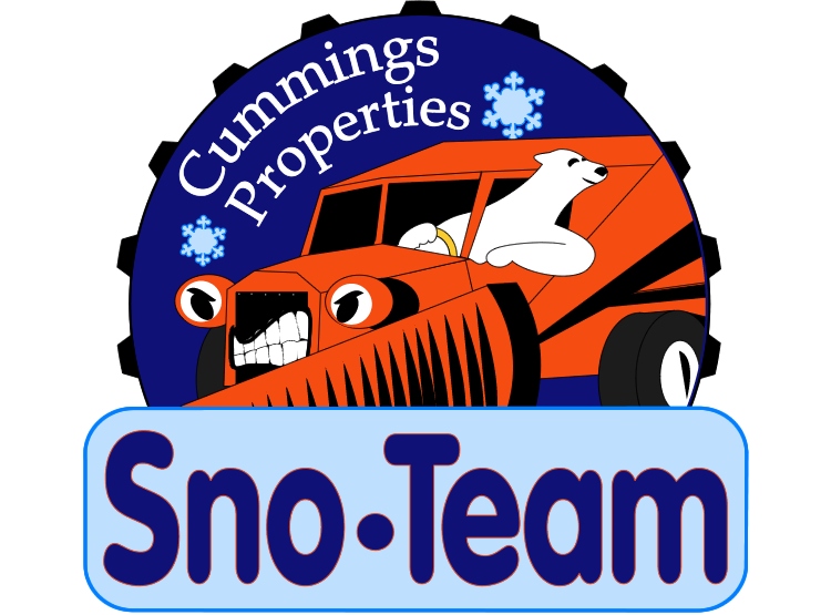 Car parking lot clipart svg free stock Snow Team - Commerical Property Snow Removal | Cummings Properties svg free stock