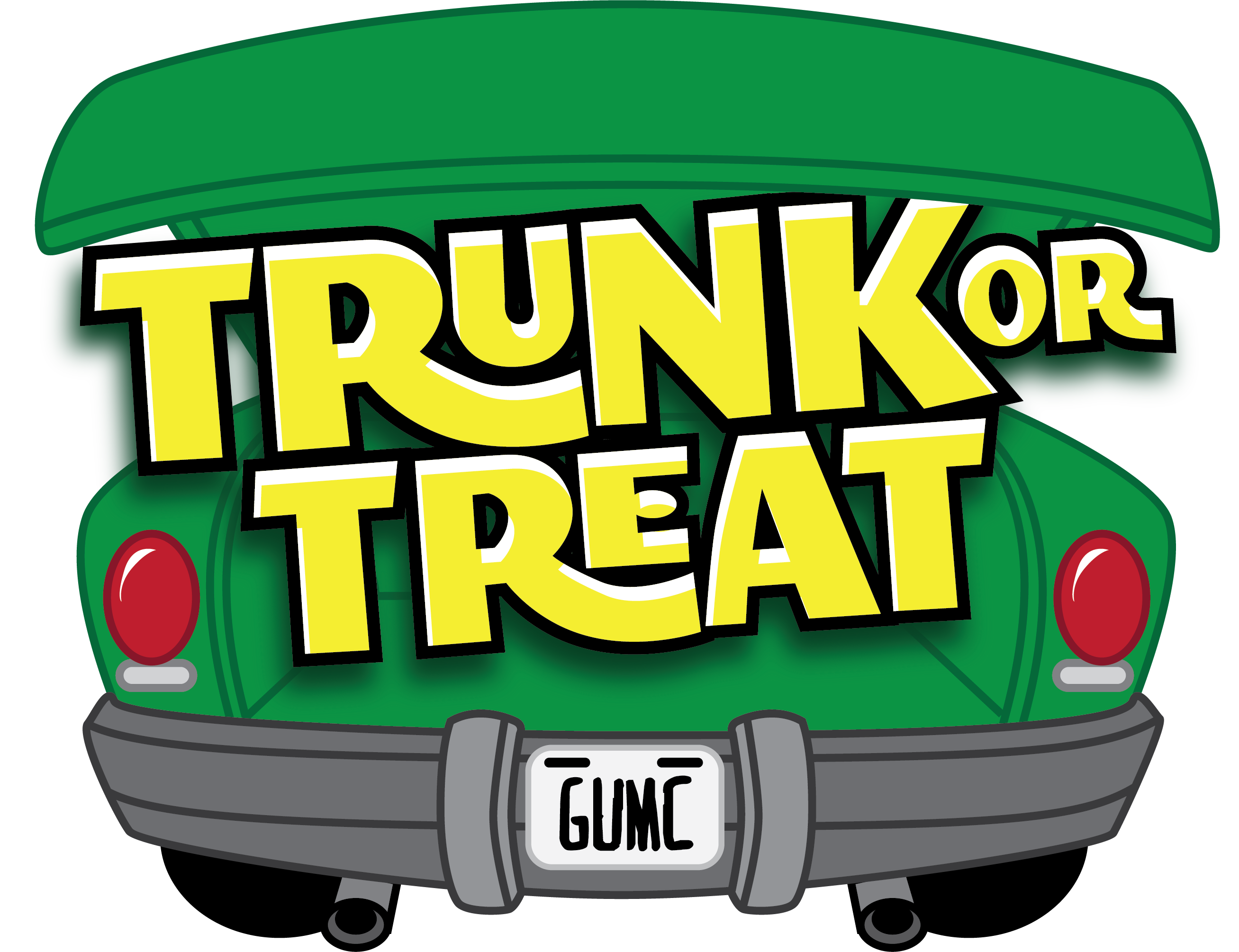 Car parking lot clipart black and white stock Graysonkids Trunk or Treat | Grayson United Methodist Church black and white stock