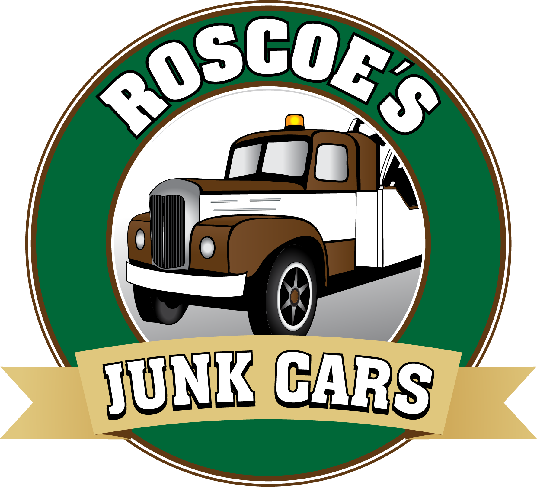 Car pick up clipart picture download Roscoe's - Cash for Junk Cars & Immediate Junk Car Removal in ... picture download