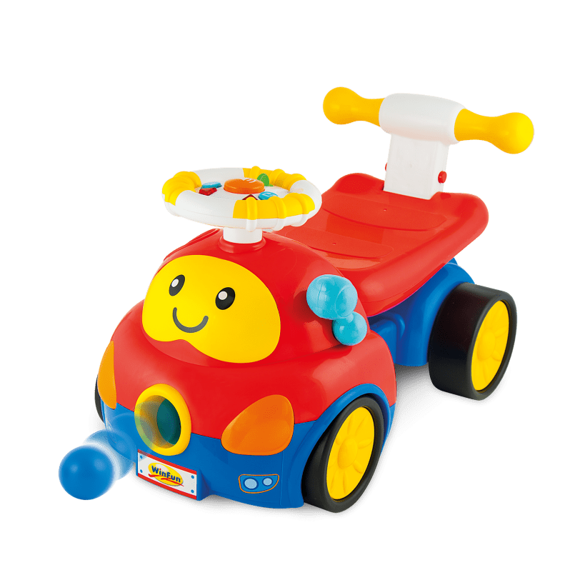 Car play mat clipart png transparent download WinFun Walker Ride-on Popping Car - WinFun Toys - WinFun png transparent download