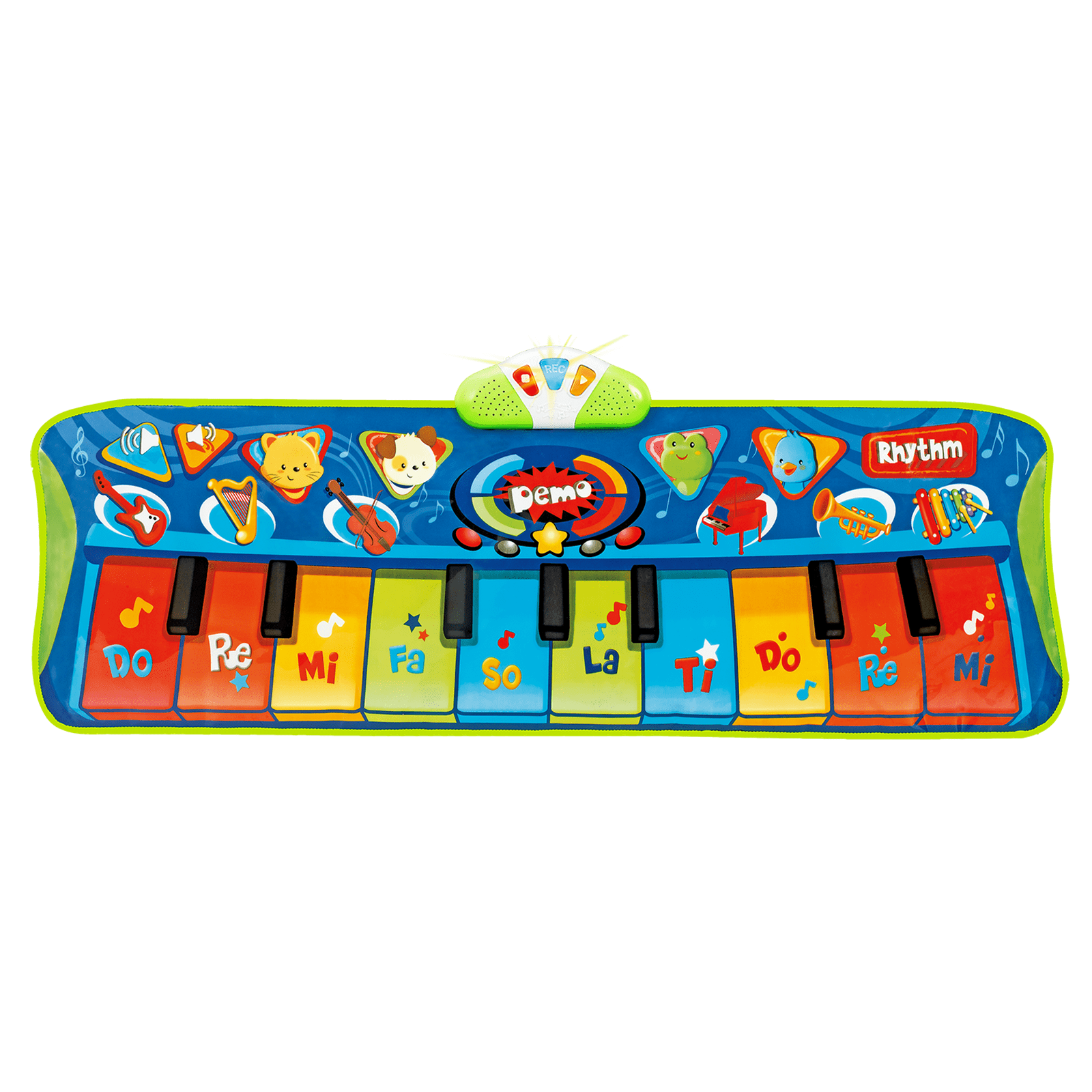 Car play mat clipart vector royalty free Musical Toys - WinFun Toys - WinFun vector royalty free