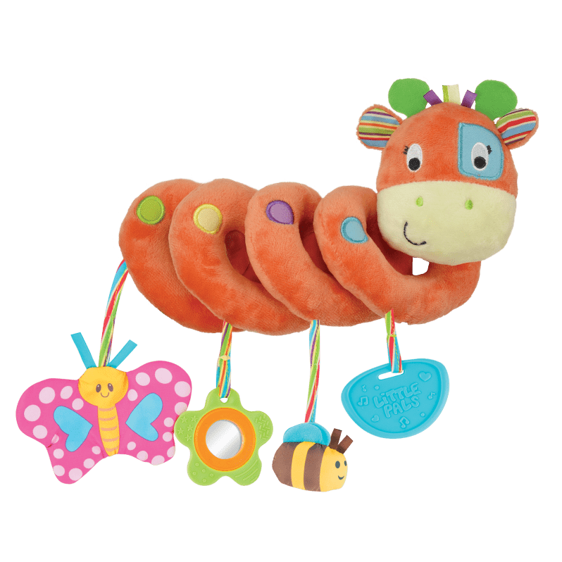 Car play mat clipart image download WinFun Patch the Giraffe Spiral Wrap Around - WinFun Toys - WinFun image download