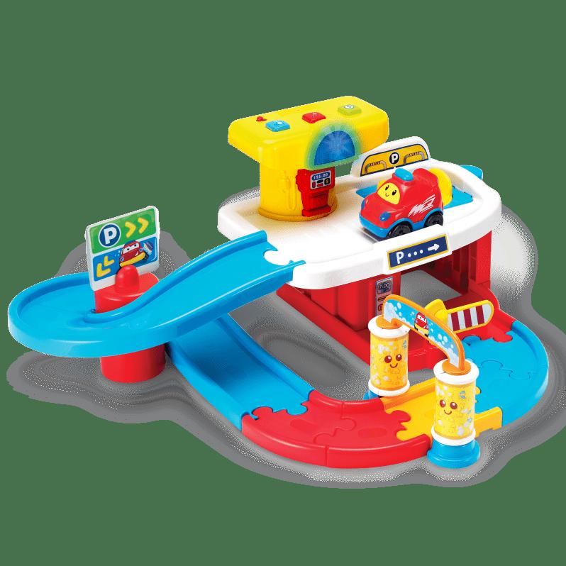 Car play mat clipart clipart free Go Go Drivers Car Park Set - WinFun Toys - WinFun clipart free