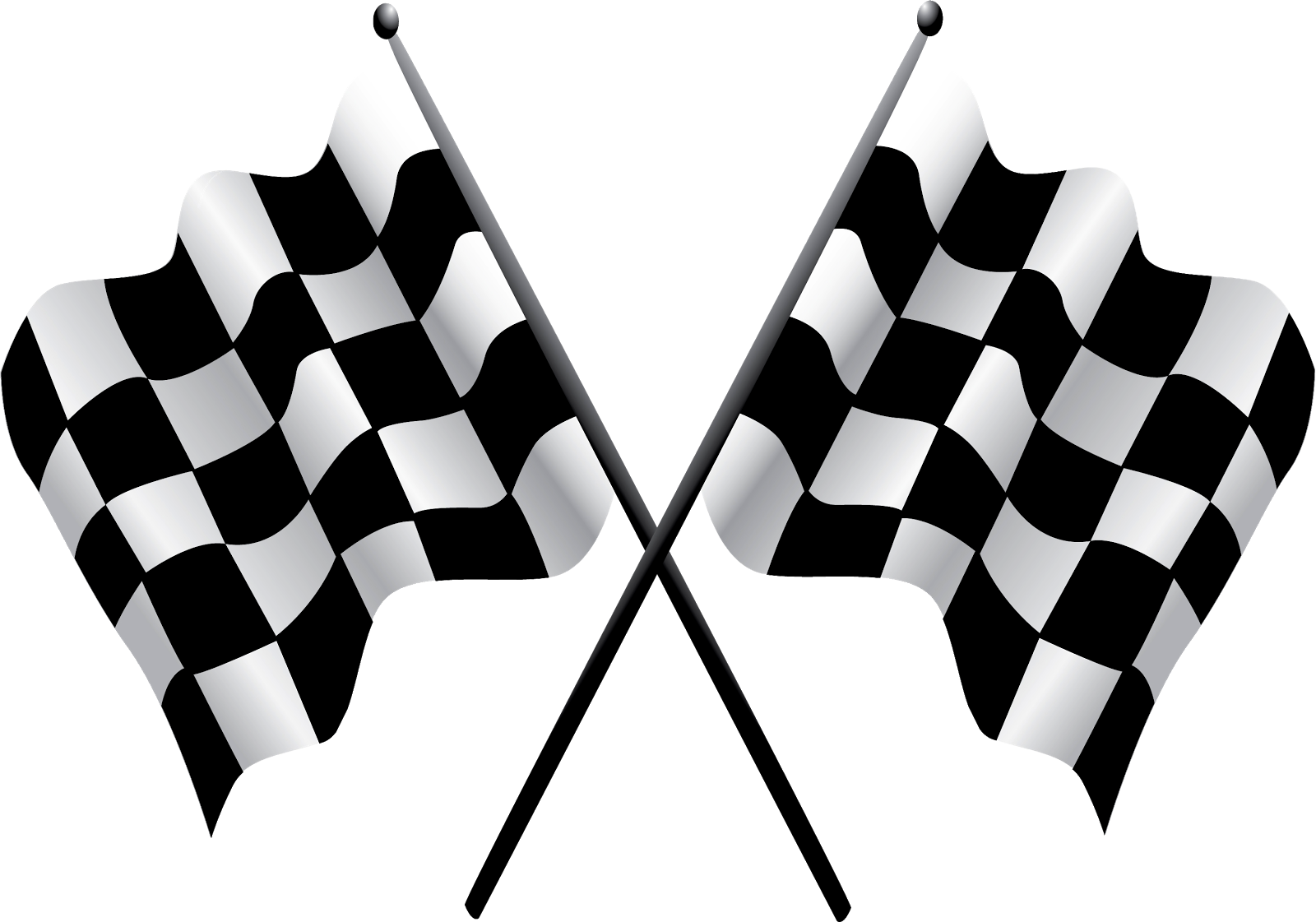 Car racing flags clipart jpg black and white Formula 1 Flag PNG Image - PurePNG | Free transparent CC0 PNG Image ... jpg black and white