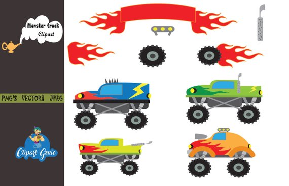 Car racing off clipart graphic royalty free download Monster truck Clipart, sport racer clipart, Truck race clipart ... graphic royalty free download