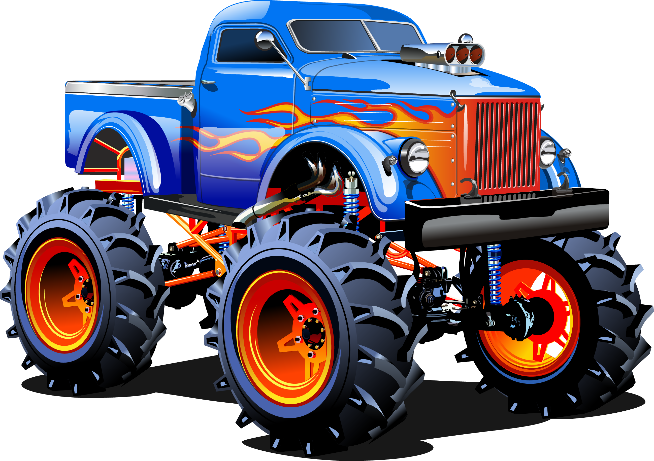 Car stereo clipart svg freeuse stock Car Monster truck Stock photography - SUV 2596*1831 transprent Png ... svg freeuse stock