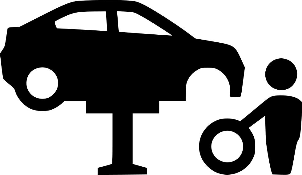 Car repair clipart free graphic transparent Car Tire Repair Svg Png Icon Free Download (#536808 ... graphic transparent