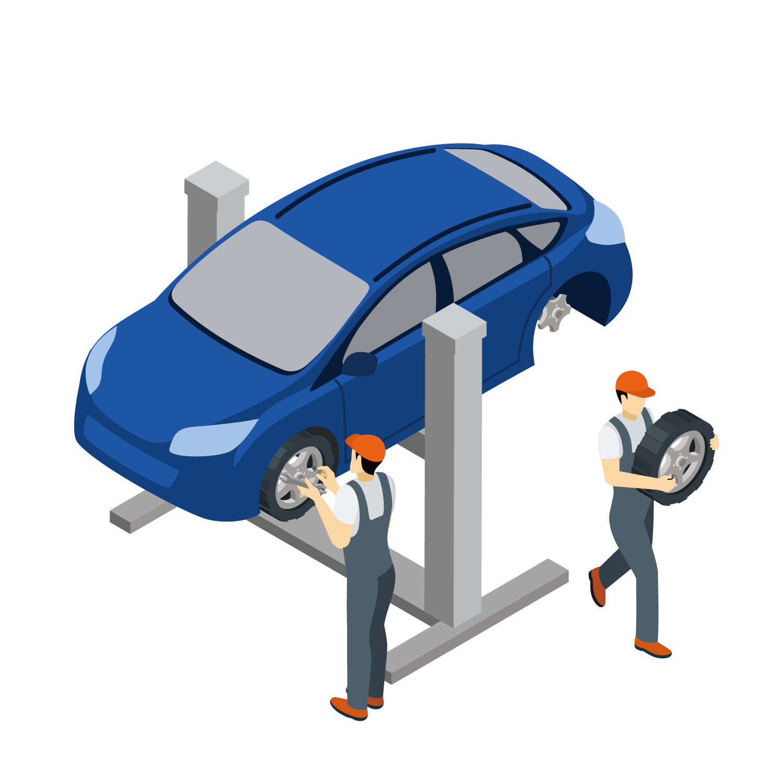 Car repair clipart free image free Car Motor Vehicle Service Automobile repair shop Clip art - Car ... image free