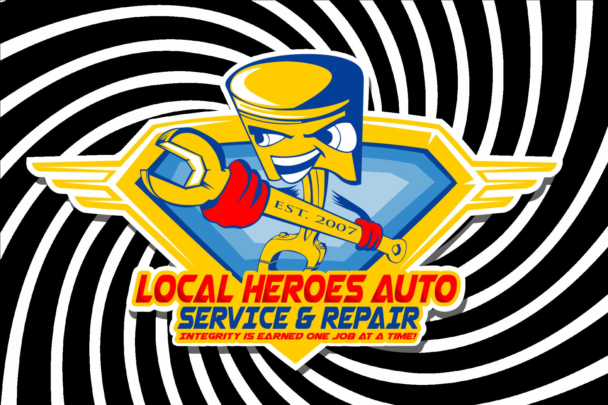 Car repair clipart free clip art royalty free library Local Heroes Auto Repair | Petaluma, CA | Verified Reviews clip art royalty free library
