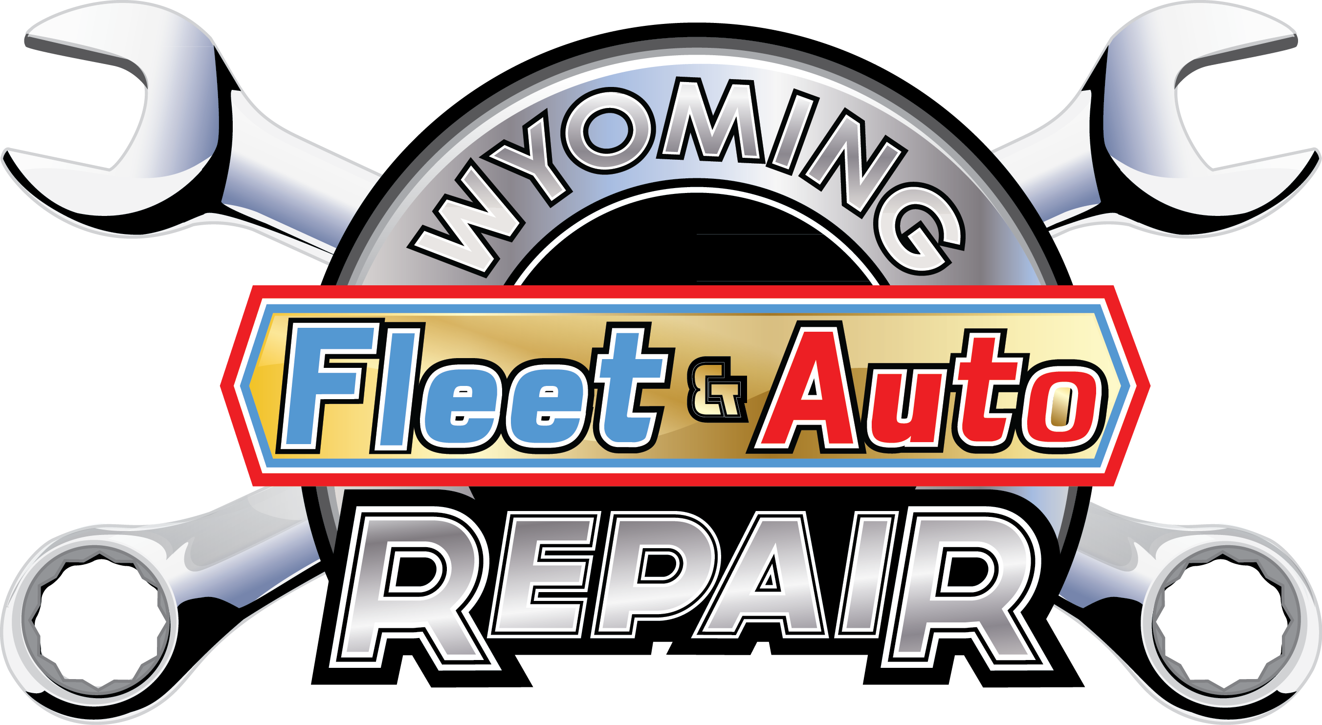 Car repair shop clipart banner freeuse Wyoming Fleet & Auto Repair banner freeuse