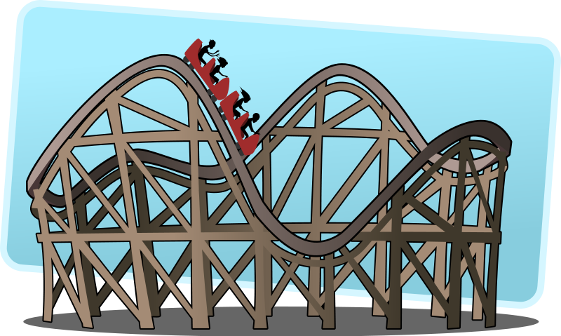 Car ride clipart picture royalty free library Roller coaster rolleraster ride clipart clipartfest - Cliparting.com picture royalty free library