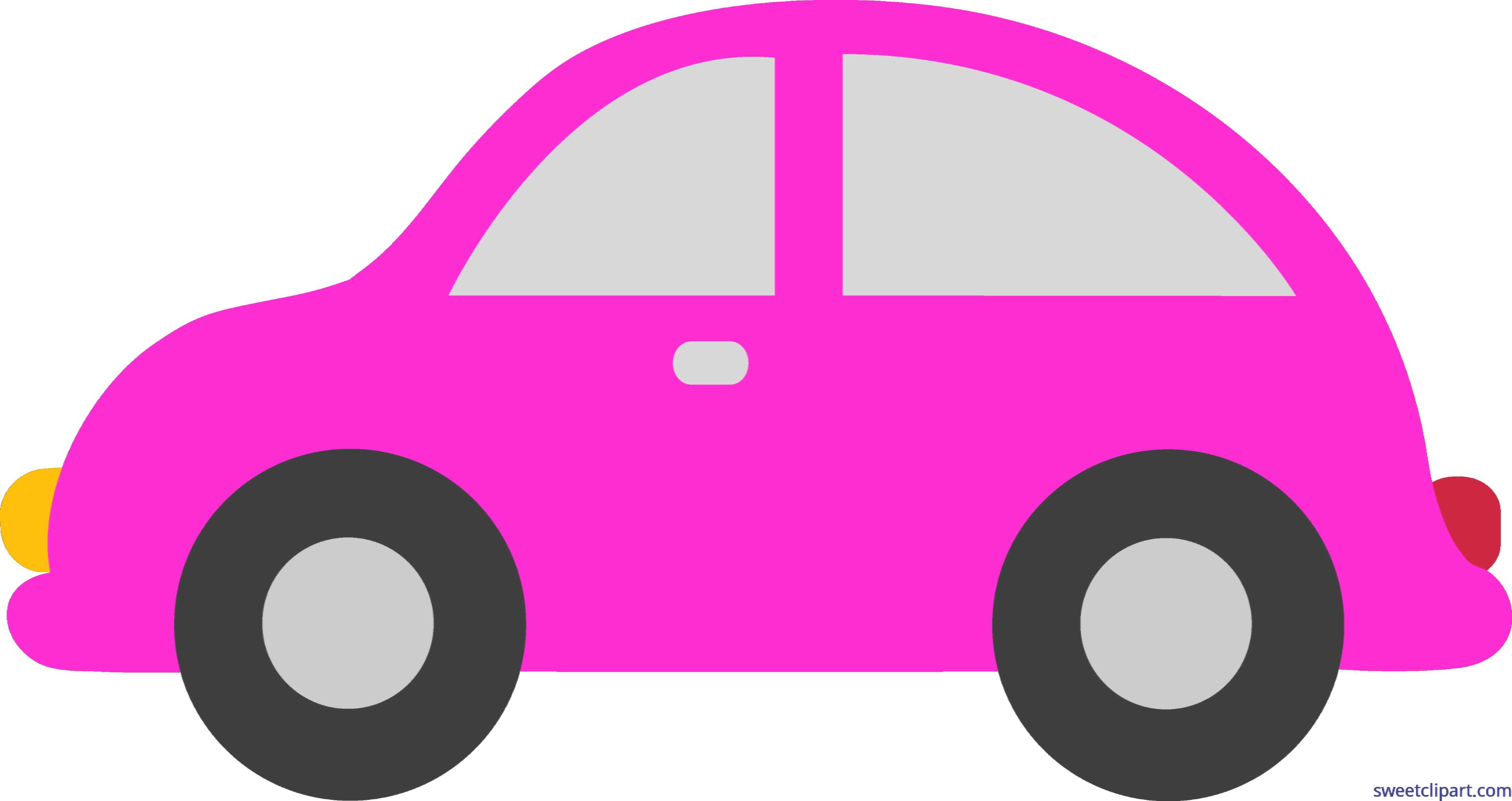 Car wash clipart free download svg freeuse library pink car clipart pink toy car by liz clip art - Clip Art. Net svg freeuse library