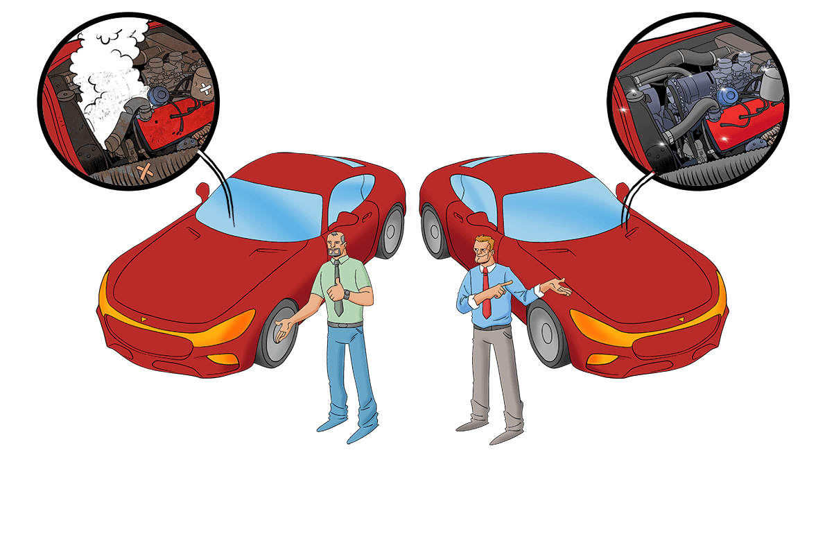 Car salesperson clipart graphic transparent download How to Hire Better Developers by Learning from Used Car Markets graphic transparent download