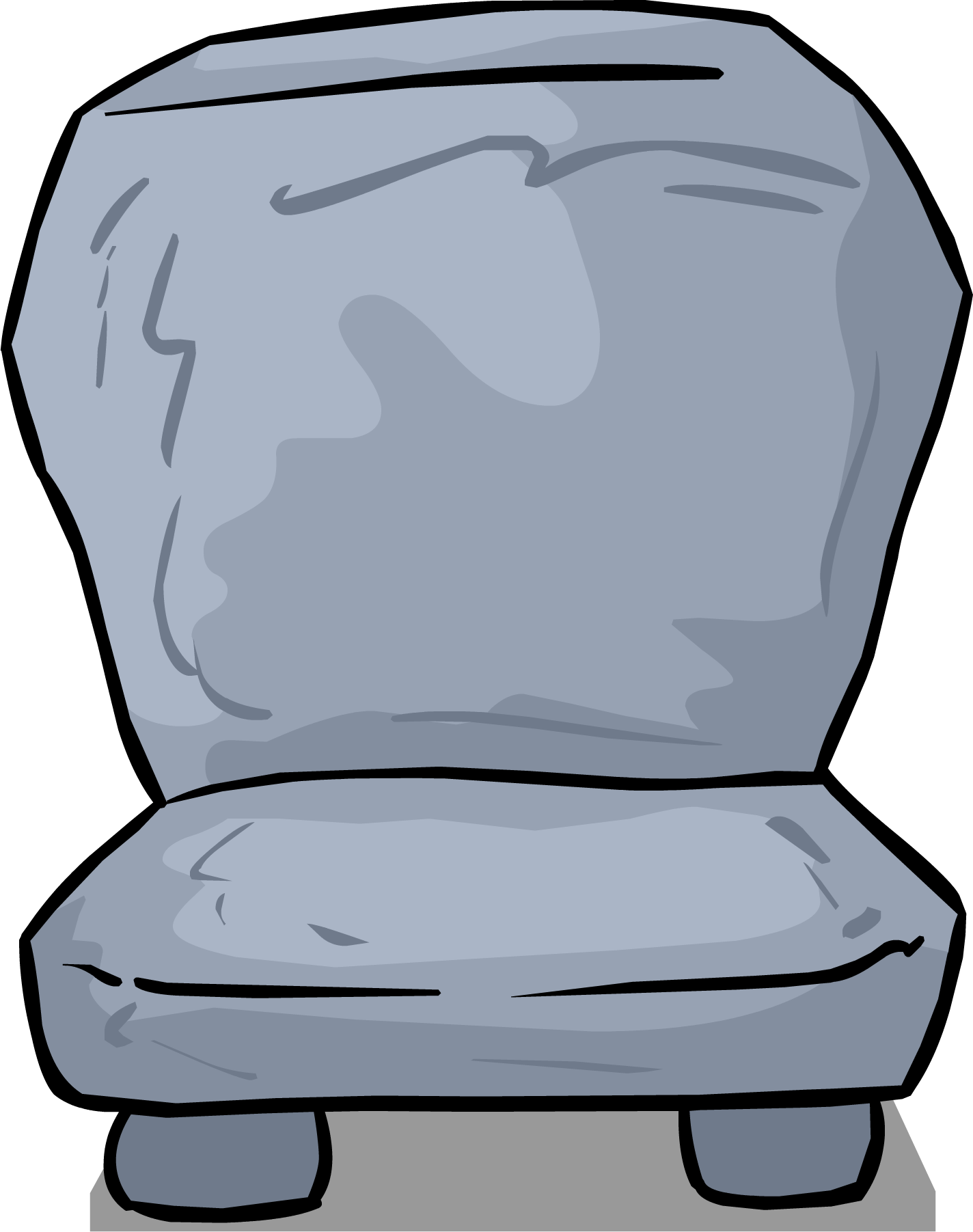 Clipart car seat free stock Image - Stone Chair sprite 002.png | Club Penguin Wiki | FANDOM ... free stock