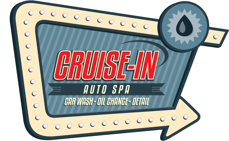 Car wash clipart png banner black and white download Cruise In Auto Spa banner black and white download