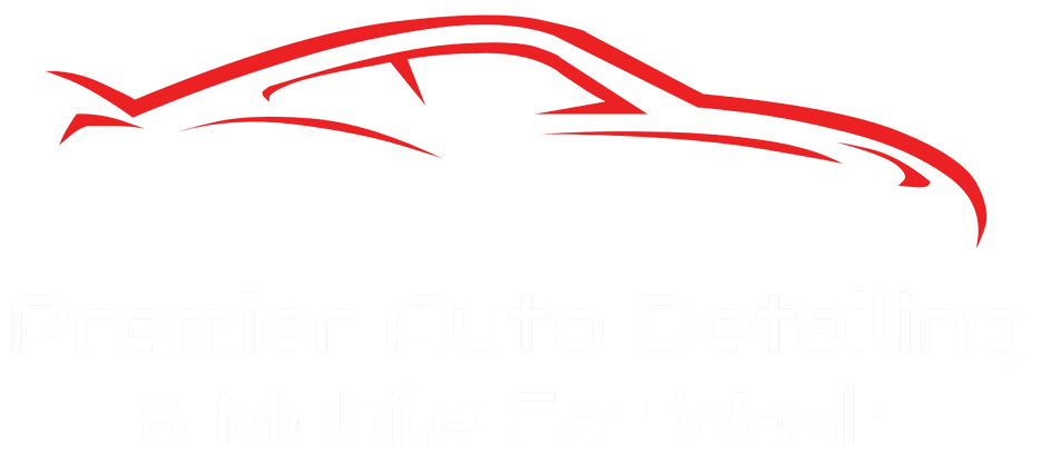 Car seat clipart detailing black and white stock Premier Auto Detailing LLC |
