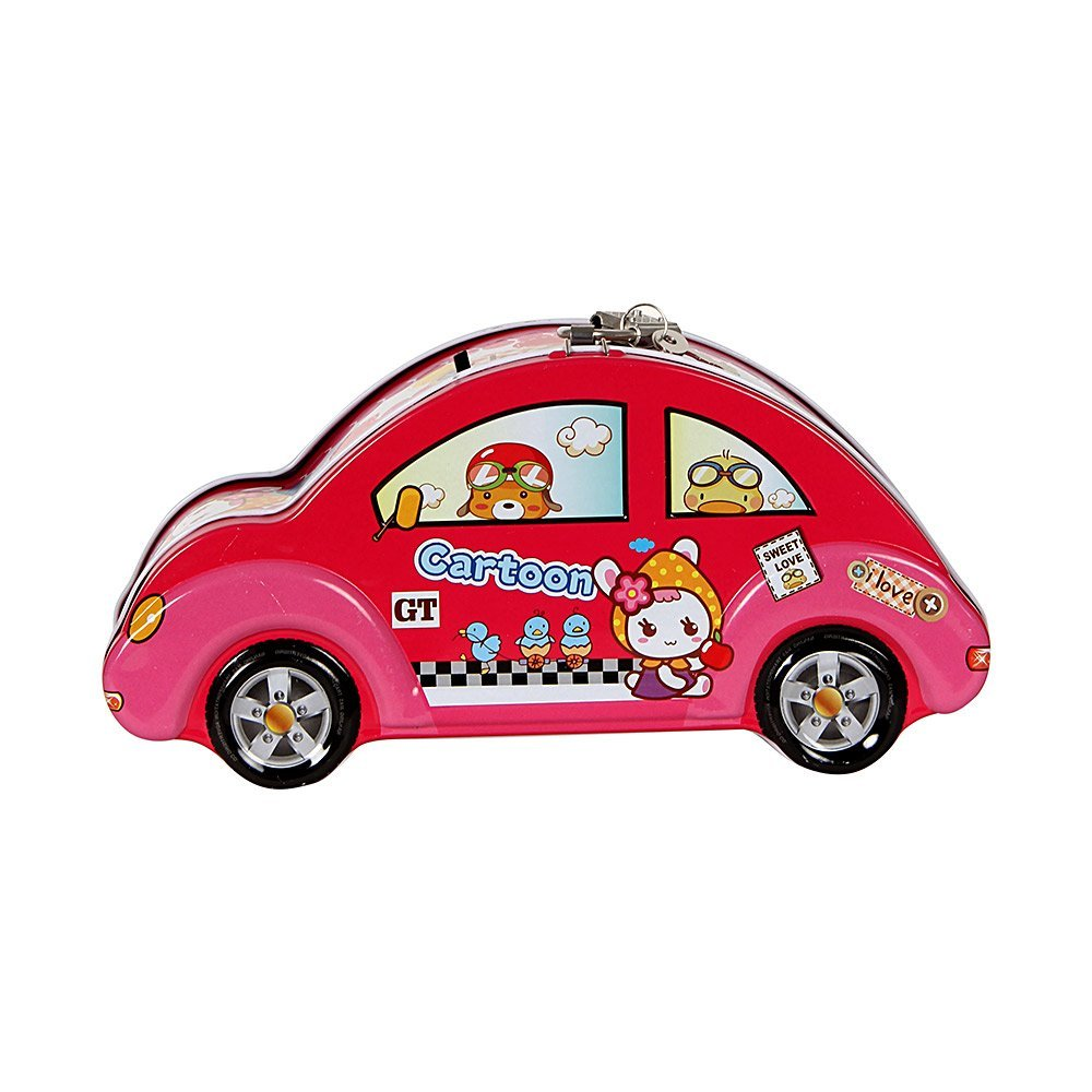 Car shaped piggy bank clipart graphic stock Buy Car Shaped Piggy Bank (Assorted Color) Online at Low Prices in ... graphic stock