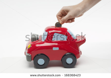 Car shaped piggy bank clipart picture library library Bank Car Fotografie, snímky pro členy zdarma a vektory - Shutterstock picture library library