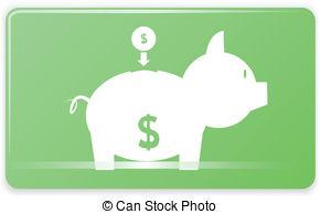 Car shaped piggy bank clipart vector free download Vector Illustration of Car shaped piggy bank, vector EPS10 ... vector free download