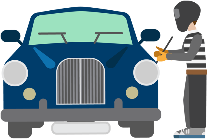 Wrecked car clipart graphic library Clip Art | Portfolio Categories | 1designshop | Page 5 graphic library
