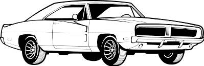 Car show muscle car clipart black and white download Car show black and white clip art - ClipartFox black and white download