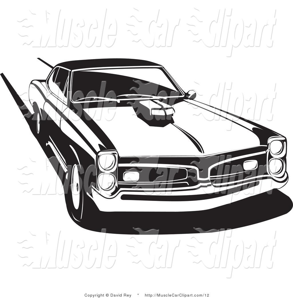 Car show muscle car clipart clip library Pontiac muscle car clipart - ClipartFox clip library