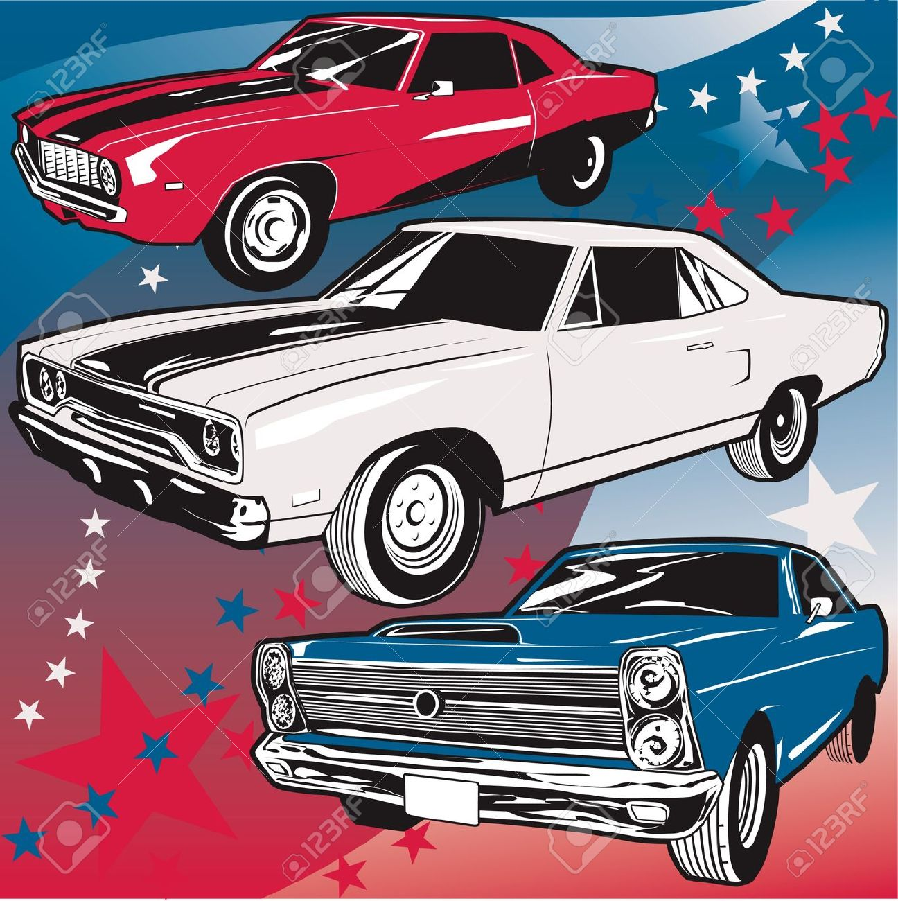 Car show muscle car clipart banner 16,099 Classic Car Stock Illustrations, Cliparts And Royalty Free ... banner