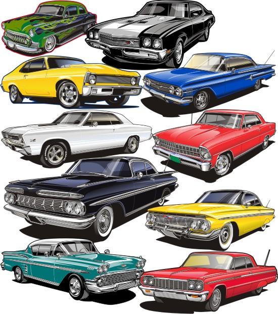 Car show muscle car clipart jpg freeuse download Car show clip art - ClipartFest jpg freeuse download
