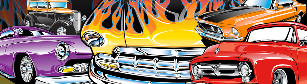 Car show muscle car clipart picture transparent stock Car show muscle car clipart - ClipartFest picture transparent stock