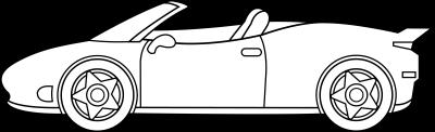 Car side profile clipart black and white clip black and white download Profile PNG - DLPNG.com clip black and white download