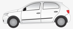 Car side profile clipart black and white clip art library stock Car Side PNG Images   PNG Cliparts Free Download on SeekPNG clip art library stock