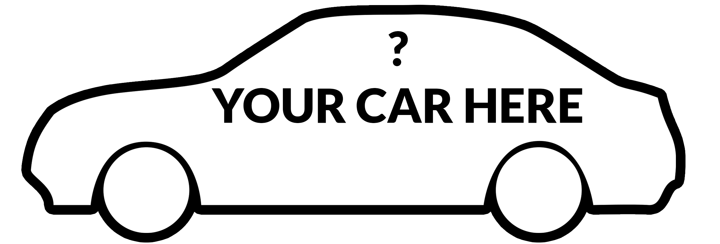 Car side profile clipart black and white clip royalty free library Free Car Profile Cliparts, Download Free Clip Art, Free Clip Art on ... clip royalty free library