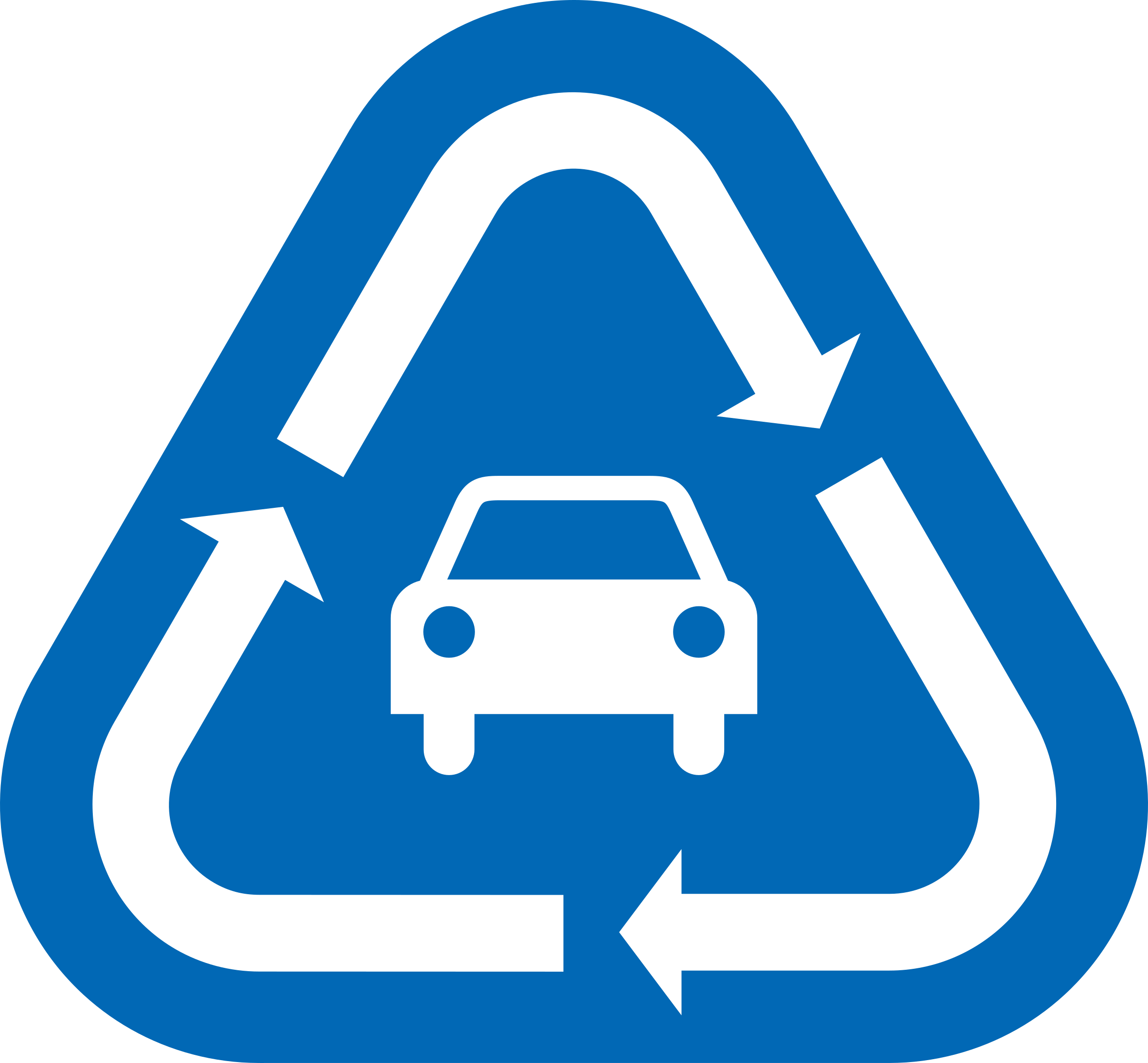 Car sign clipart royalty free Clipart - Scrappage of motor vehicles royalty free