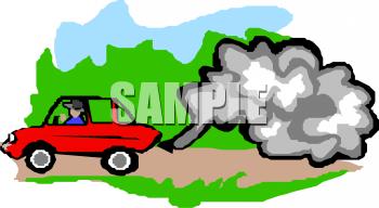 Car smoke car clipart clipart transparent Car Smoke Clipart - Clipart Kid clipart transparent
