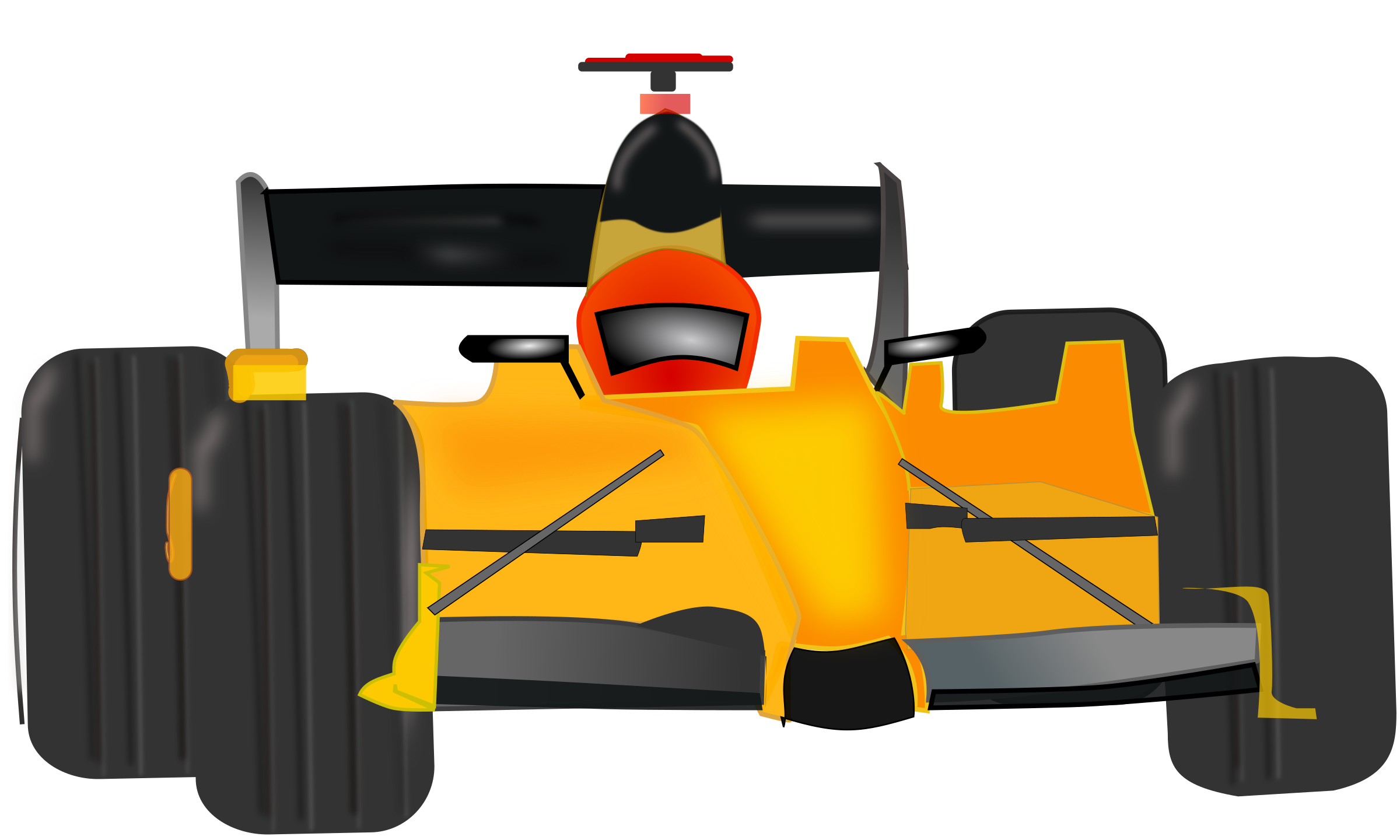 Yellow race car clipart graphic freeuse Race Car Cliparts | Free download best Race Car Cliparts on ... graphic freeuse