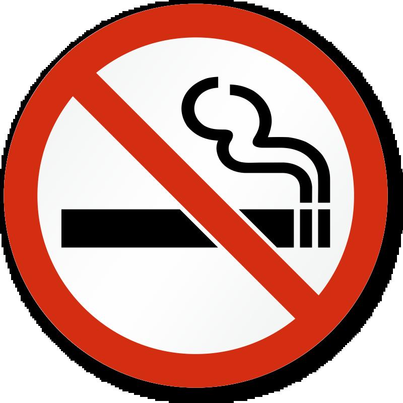 Smoking car clipart graphic freeuse No Smoking Stickers | No Smoking Labels graphic freeuse