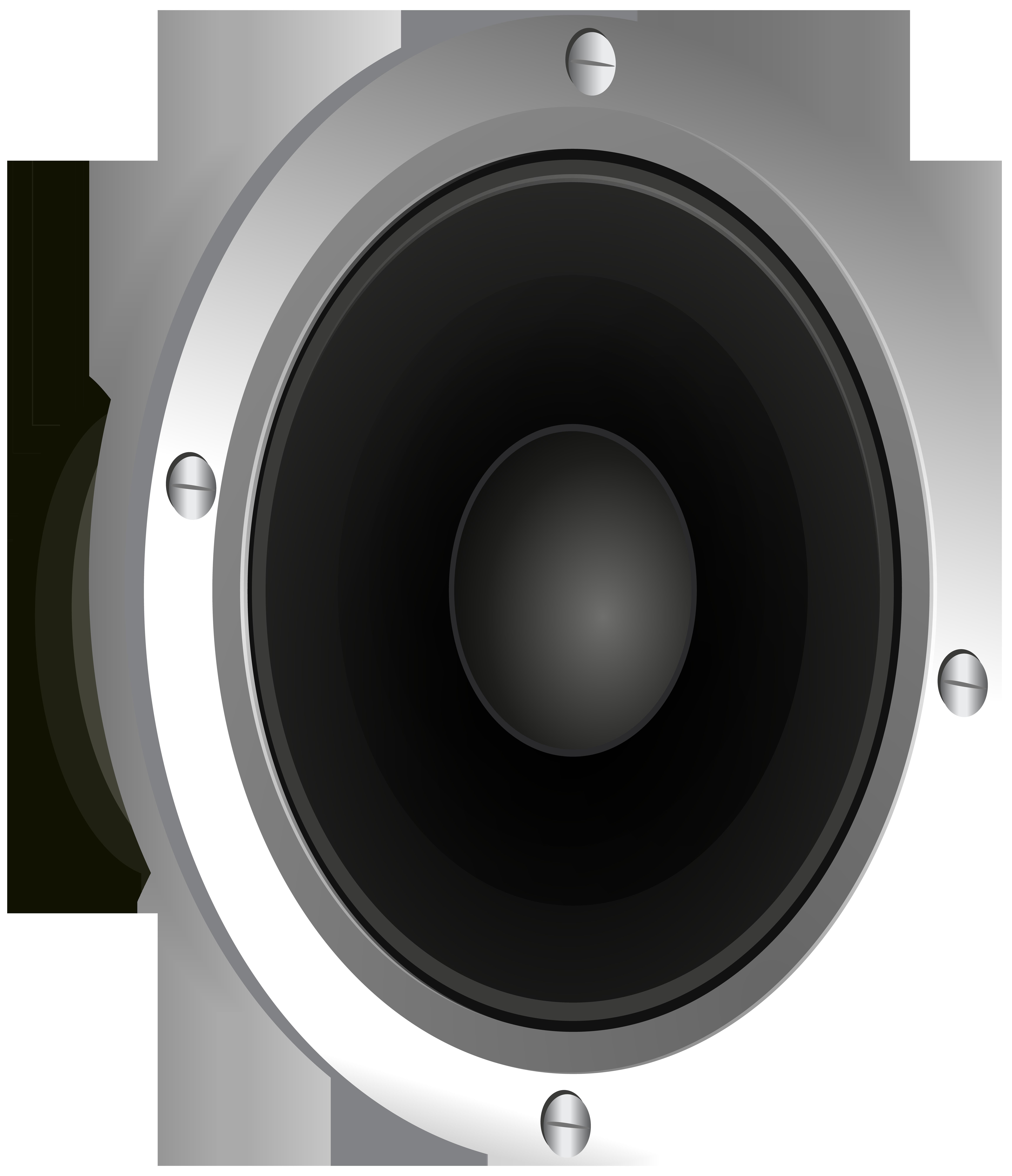 Car speaker clipart vector freeuse library Computer speakers Microphone Clip art - Speaker PNG Clip Art 6887 ... vector freeuse library